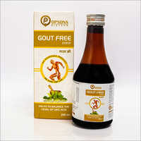 200 ML Helps To Balance The Level Of Uric Acid Syrup