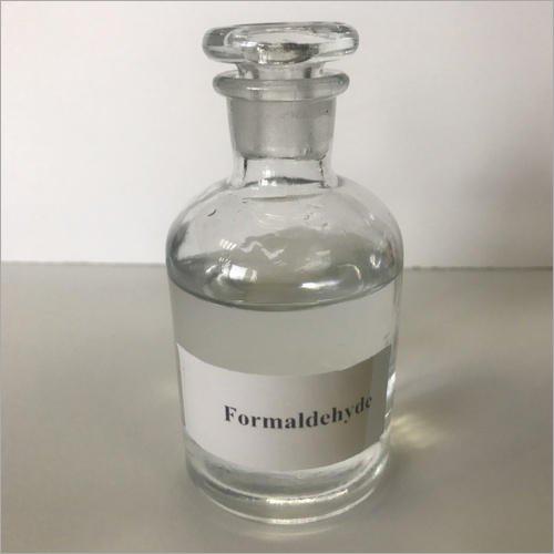 Formaldehyde .