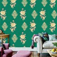 Damask Designs PVC Wallpaper