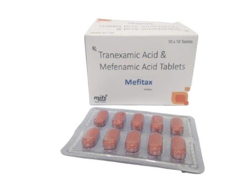 Tranexamic Acid + Mefenamic Acid Tablets