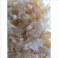 White Chitin Flakes