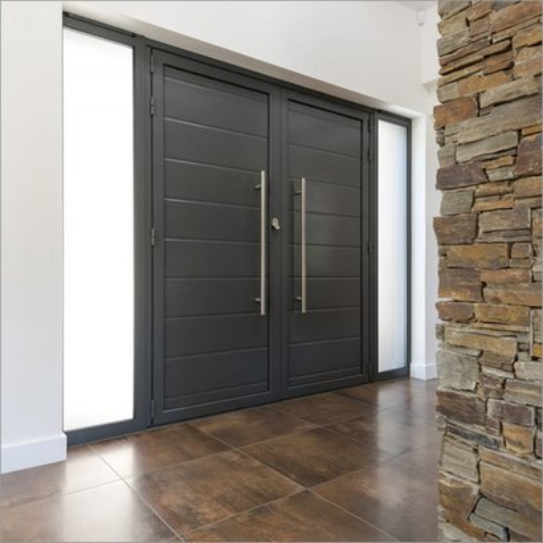 Onew Metal Aluminium Front Door Certifications: Iso 9001 Iso 14001