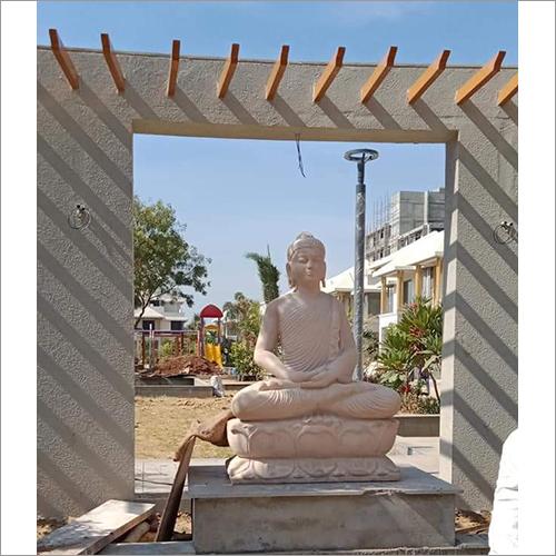 Marble Stone Buddha Statue