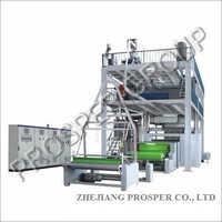 Non Woven Fabric Production Plant