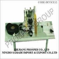 Loop Tape Cutting Machine