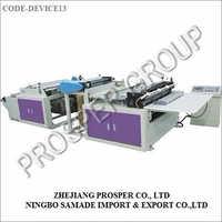 Non Woven Fabric Roll Cutting Machine