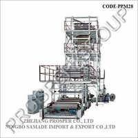 Industrial PP Film Blowing Machine