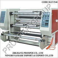 High Speed Slitting Machine
