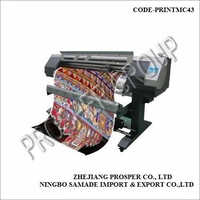 Eco Solvent Printer TJ 1802 With Two Epson DX5 Head