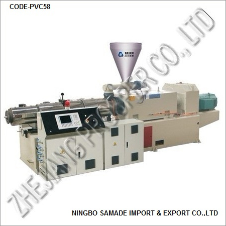 PVC Pipe Making Production Line