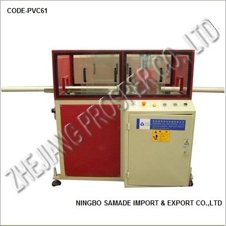 PVC Pipe Cutter Machine