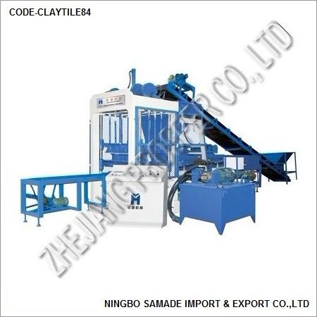 Full Automatic Concrete Block Making Machine