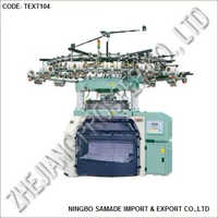 Textile Embroidery And Quilting Machine