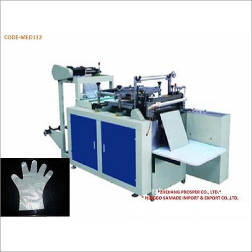 Computer Control Glove Making Machine