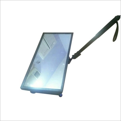 Under Vehicle Search Security Mirror