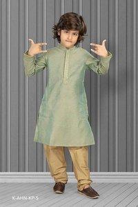 Stylish Party Wear Kids Kurta Pyjama