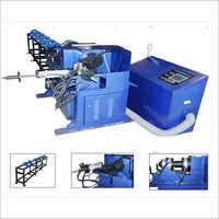 JE CNC Auto Lathe Fully Automatic Pipe Cutting & Chamfering Machine