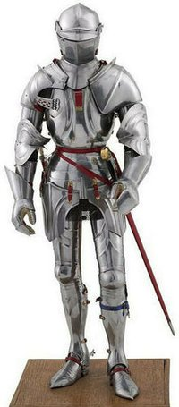 Medieval Knight Suit Of Armour ~ Combat Crusader Armour Suit ~Full Body Armor