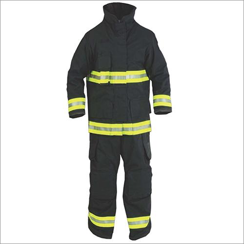 PTFE Aramid Non Woven Bunker Gear Fire Suit