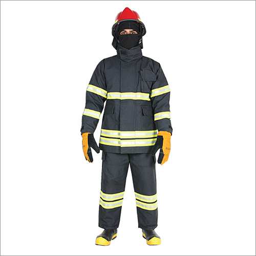Turn Out Gear And Bunker Gear Fire Safety Suit