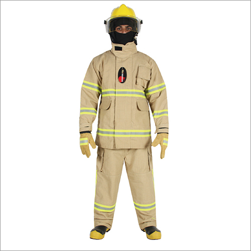 Firefighter Turn out And Gear Bunker Gear Suit