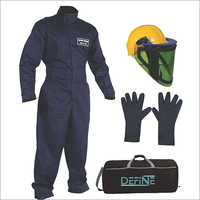 Flame Resistant Electric Arc Protection Clothing Kit