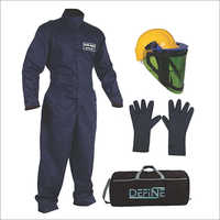 Electric Arc Protection Safety Clothing Kit