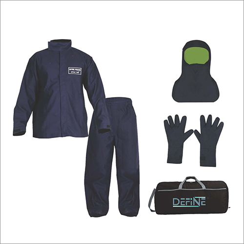 Electric Comfortable Arc Protection Clothing Kit