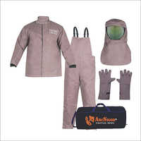 Flame Resistant Electric Arc Safety Clothing Set