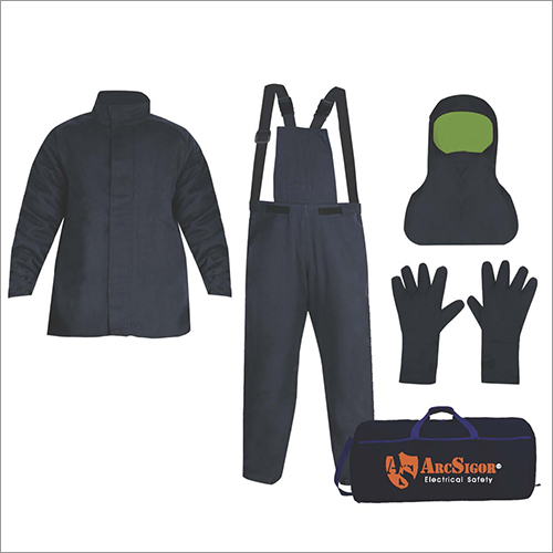 Electric Arc Protection Clothing Set