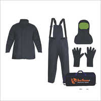 Electric Arc Safety Clothing Set