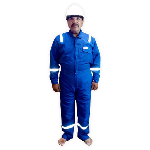 100 Percent Industrial Coverall
