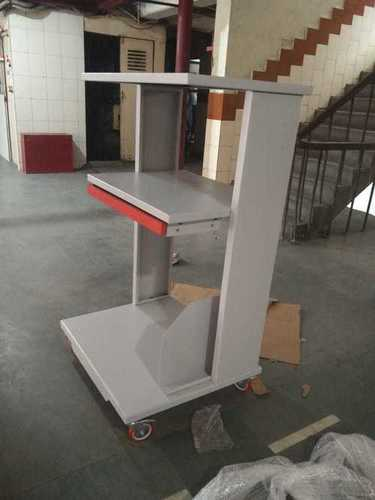 Computed Radiography Trolly