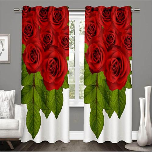 4-7 Ft Window Curtain