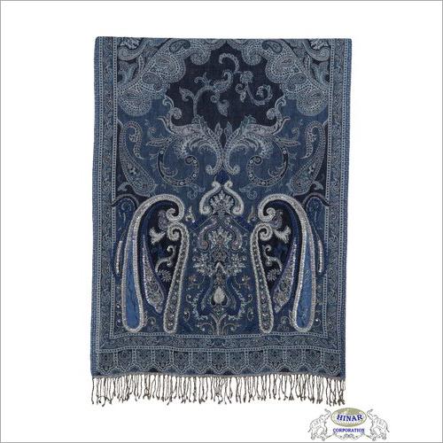 Fancy Beads Lace Wool Shawls