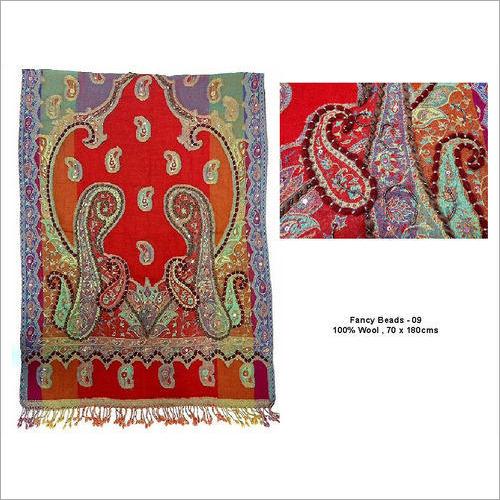 Bead Wool Shawls