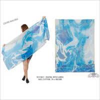 Digital Print Summer Shawls