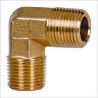 Brass Male Elbow