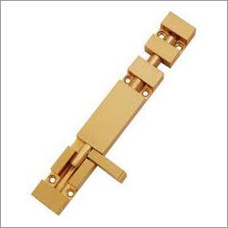 Brass Rectangle Tower Bolt
