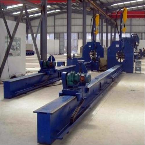 Octagonal Poll Welding Machines