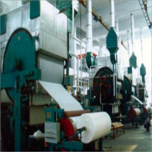 Toilet Paper Production Line Machine