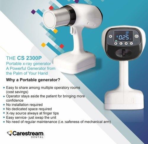 CS 2300 P X-Ray Portable Generator