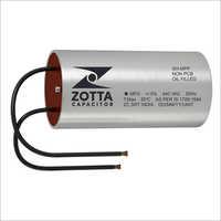 2.50 & 3.15 Oil Fan Capacitor With Aluminium Body