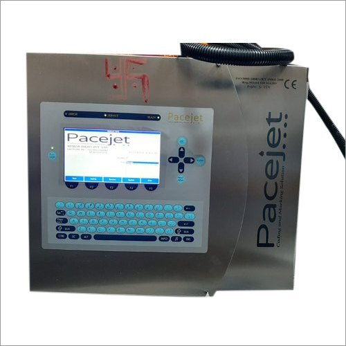 Inkjet Pacejet Coding And Marking Machine