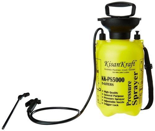 Kisan Kraft Manual Pressure Sprayer KK-PS-5000  5LTR