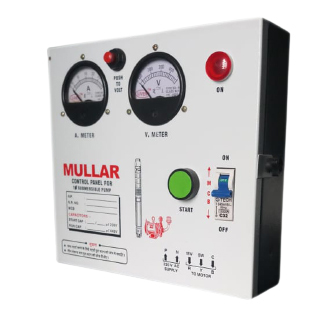 Control Panel Submersible Pump