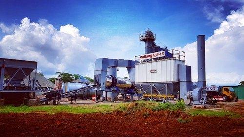 ABP 120 Combat Asphalt Batch Mix Plant