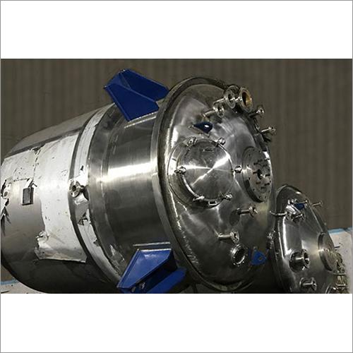 Steel Jacketed Reactors