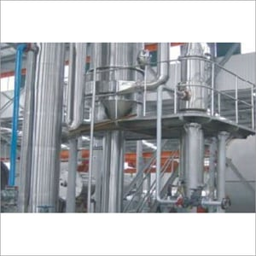 Industrial Forced Circulation Evaporator