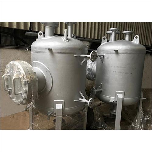 Pressure Vessels And Storage Tanks